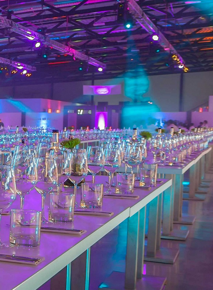 Cruise Terminal als Event-Location mieten