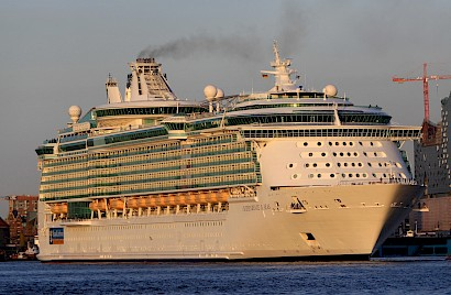 Independence of the Seas