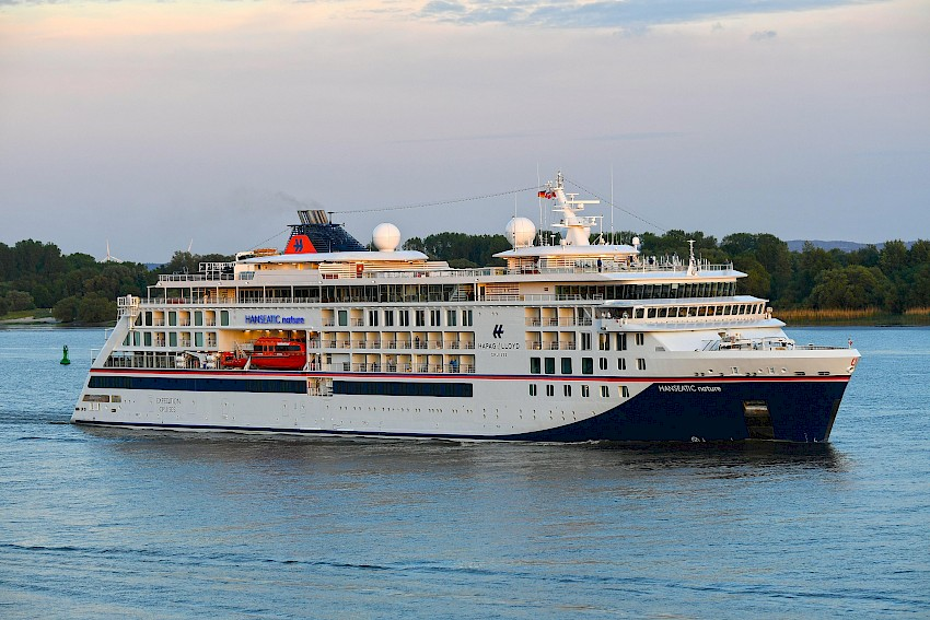 Cruisegate Hamburg | HANSEATIC nature